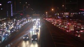 πόλη της Ιστανμπούλ ταξιδιού, το Δεκέμβριο του 2016, Τουρκία απόθεμα βίντεο