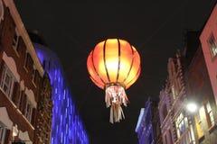 πόλη της Κίνας Λονδίνο Στοκ Φωτογραφία