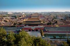 πόλη της Κίνας που απαγορ&e Στοκ Φωτογραφίες
