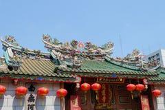 Πόλη της Κίνας Στοκ Φωτογραφίες