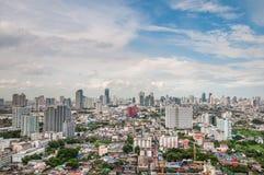 Πόλη της Μπανγκόκ της Ταϊλάνδης Στοκ εικόνα με δικαίωμα ελεύθερης χρήσης
