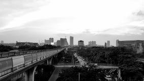 Πόλη της Μπανγκόκ Στοκ Φωτογραφία