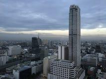Πόλη της Μπανγκόκ στοκ φωτογραφία με δικαίωμα ελεύθερης χρήσης