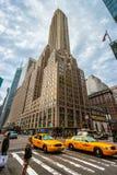 Πόλη της Νέας Υόρκης, ΗΠΑ. Στοκ Φωτογραφία