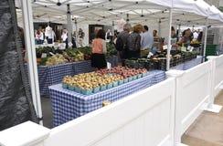 Πόλη της Νέας Υόρκης, στις 3 Αυγούστου: Αγορά σφονδύλων στο Rockefeller Plaza στο Μανχάταν στην πόλη της Νέας Υόρκης Στοκ Εικόνες