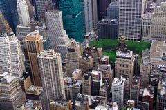 Πόλη της Νέας Υόρκης Στοκ Φωτογραφίες