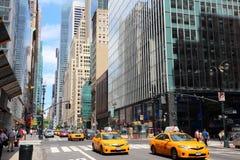 Πόλη της Νέας Υόρκης στοκ εικόνες