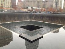 Πόλη 9/11 της Νέας Υόρκης Στοκ εικόνες με δικαίωμα ελεύθερης χρήσης