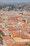 Πόλη της Νίκαιας, Γαλλία Στοκ φωτογραφία με δικαίωμα ελεύθερης χρήσης