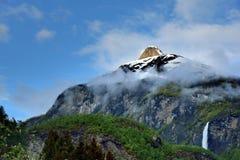 Πόλη της Νορβηγίας Στοκ Φωτογραφίες