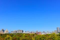 Πόλη της Οζάκα Στοκ εικόνα με δικαίωμα ελεύθερης χρήσης