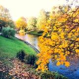 Πόλη της Ρήγας Στοκ φωτογραφίες με δικαίωμα ελεύθερης χρήσης