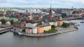 Πόλη της Στοκχόλμης φιλμ μικρού μήκους