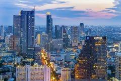 Πόλη της Ταϊλάνδης Στοκ Φωτογραφίες