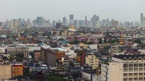 Πόλη της Ταϊλάνδης Στοκ Φωτογραφία