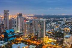 Πόλη της Ταϊλάνδης Στοκ Εικόνα