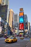Πόλη της Times Square Νέα Υόρκη Στοκ Εικόνα