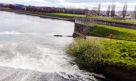 Πόλη του Έξετερ Το VUE είναι όμορφο Στοκ Φωτογραφία
