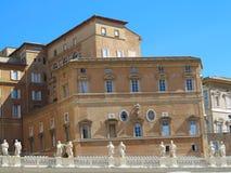 19 06 2017, πόλη του Βατικανού, Ρώμη, Ιταλία: Διάσημη αρχιτεκτονική Sa Στοκ Εικόνα