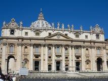 19 06 2017, πόλη του Βατικανού, Ρώμη, Ιταλία: Διάσημη αρχιτεκτονική Sa Στοκ φωτογραφία με δικαίωμα ελεύθερης χρήσης