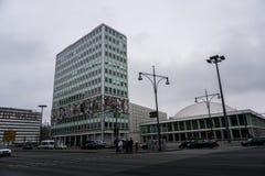 Πόλη του Βερολίνου Στοκ Φωτογραφία