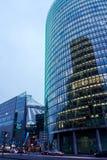 Πόλη του Βερολίνου Στοκ Εικόνες