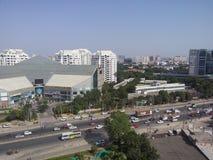 Πόλη του Δελχί στοκ εικόνες