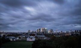 Πόλη του Λονδίνου scape Στοκ Εικόνες