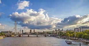 Πόλη του Λονδίνου, UK Στοκ Εικόνες
