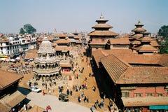 Πόλη του Νεπάλ στοκ εικόνες με δικαίωμα ελεύθερης χρήσης