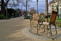 Πόλη του Πίλζεν - θέση Havel Στοκ Φωτογραφίες