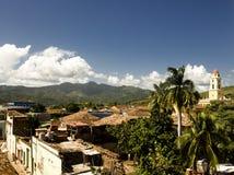 Πόλη του Τρινιδάδ στοκ εικόνες