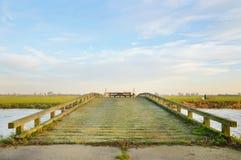 Πόλη του Χάρλεμ, οι Κάτω Χώρες Στοκ εικόνες με δικαίωμα ελεύθερης χρήσης