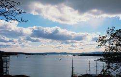 Πόλη του Όσλο Στοκ φωτογραφίες με δικαίωμα ελεύθερης χρήσης