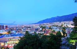 Πόλη του Bursa Στοκ εικόνες με δικαίωμα ελεύθερης χρήσης