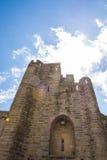 Πόλη του Carcassonne Castle Στοκ Εικόνα