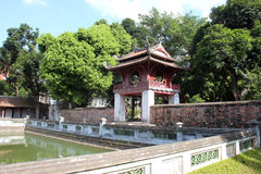 Πόλη του Duong Binh Στοκ Εικόνες