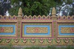 Πόλη του Duong Binh Στοκ εικόνα με δικαίωμα ελεύθερης χρήσης