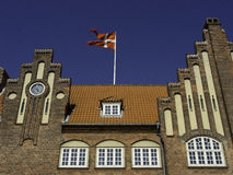 Πόλη του esbjerg Στοκ Εικόνες