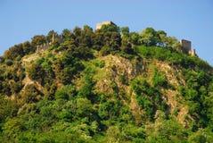 Πόλη του Frederick Monselice Mastio στην επαρχία της Πάδοβας στο Βένετο (Ιταλία) στοκ εικόνες