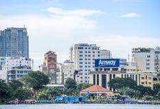 Πόλη του Ho Chi Minh Στοκ Εικόνα