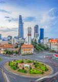 Πόλη του Ho Chi Minh Στοκ Εικόνες