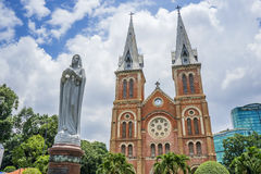 Πόλη του Ho Chi Minh Στοκ Φωτογραφία