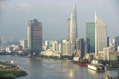 Πόλη του Ho Chi Minh Στοκ Φωτογραφίες