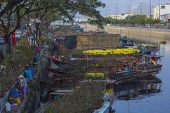 Πόλη του Ho Chi Minh Στοκ εικόνα με δικαίωμα ελεύθερης χρήσης