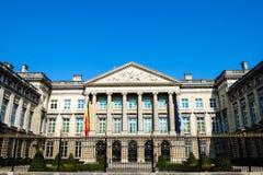 Πόλη των Βρυξελλών Στοκ εικόνα με δικαίωμα ελεύθερης χρήσης