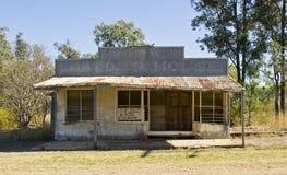 Πόλη-φάντασμα, Κρακοβία Queensland, Αυστραλία Στοκ φωτογραφία με δικαίωμα ελεύθερης χρήσης