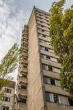 Πόλη-φάντασμα Pripyat στην Ουκρανία Στοκ φωτογραφία με δικαίωμα ελεύθερης χρήσης