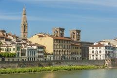 Πόλη Φλωρεντία, Τοσκάνη, Ιταλία Στοκ Φωτογραφία
