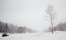 Πόλη χιονιού της Κίνας Στοκ Εικόνες